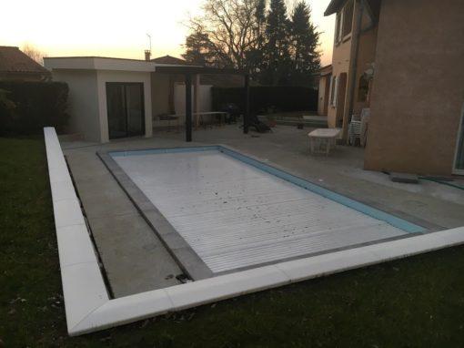 Création d'un ensemble piscine – pool house en maçonnerie